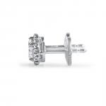 UNIKA - Boucles d'oreilles or et diamants