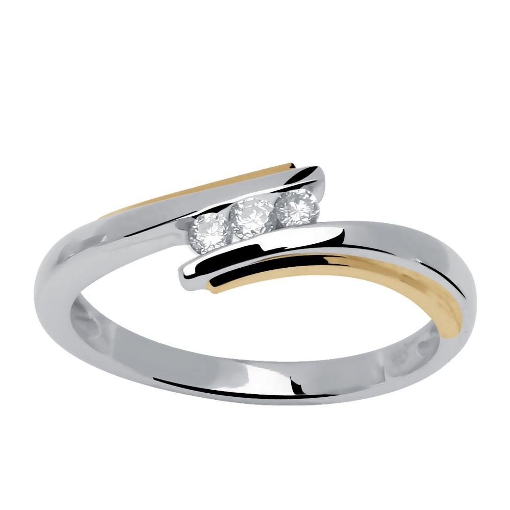 Eternity Deux Ors Diamants