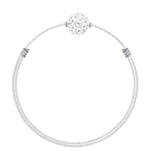 Crystal Glam Blanc