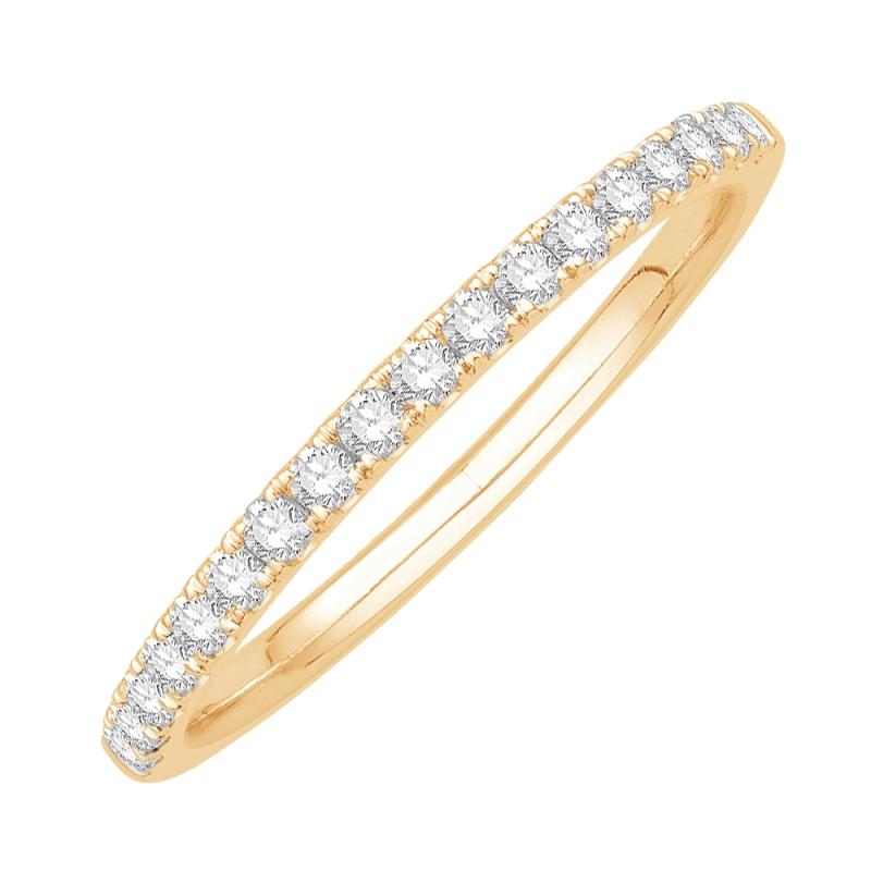 18k Yellow Gold Diamond Eternity ring , Kim