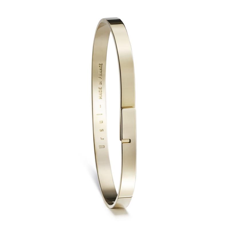 Yellow Gold Vermeil Bracelet, Ursul Paris , Saturne 5