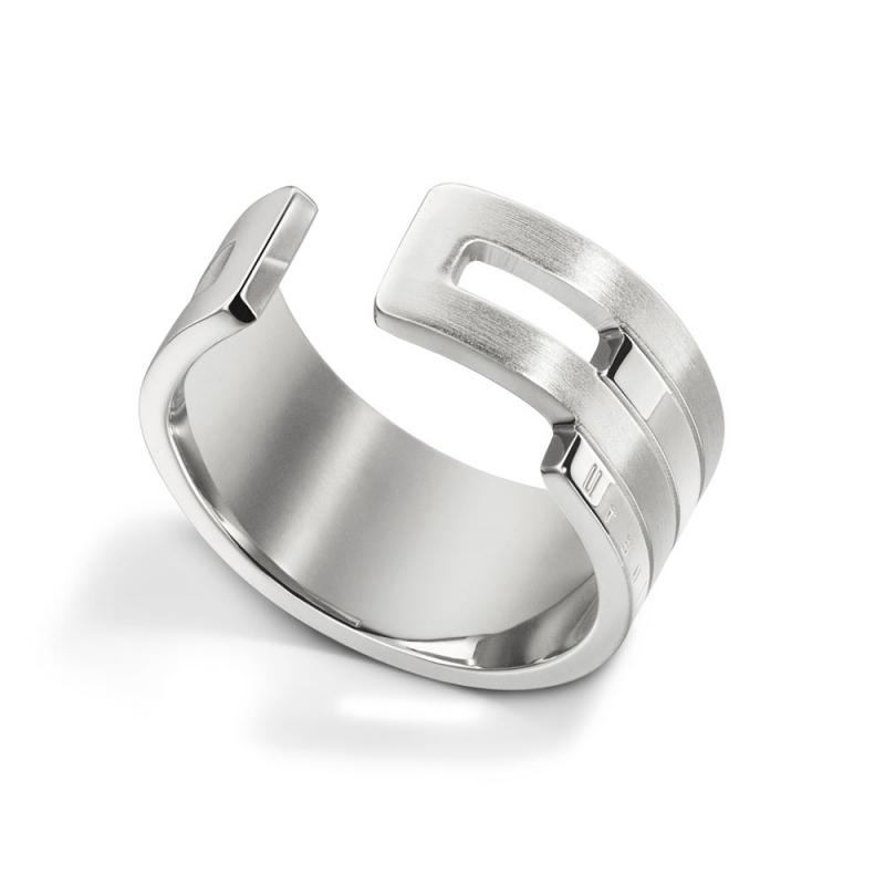 Sterling Silver Ring, Ursul Paris, Embrace 9