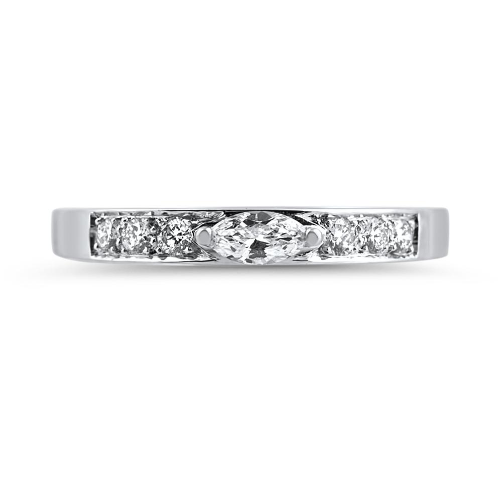 demi alliance sophie haute joaillerie parisienne or diamants fabrication artisanale diveene joaillerie