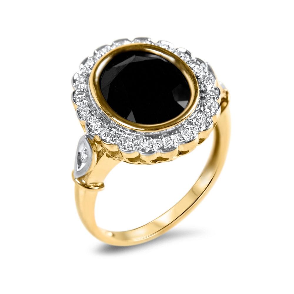 bague en or saphir et diamants comtesse. Black Bedroom Furniture Sets. Home Design Ideas