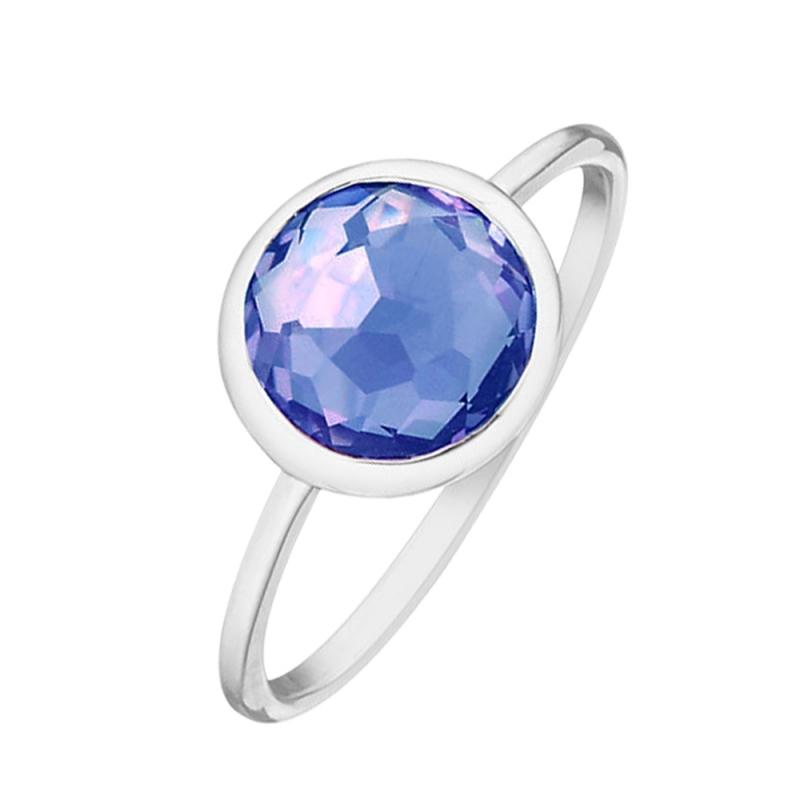 Silver Tanzanite Ring , Dorys