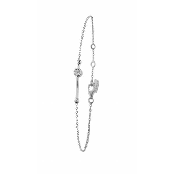 Bracelet argent 925 diamant