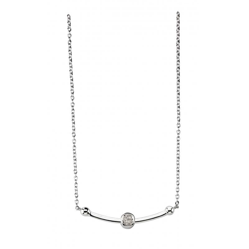 Collier en argent, Diamant , Sweet Swing