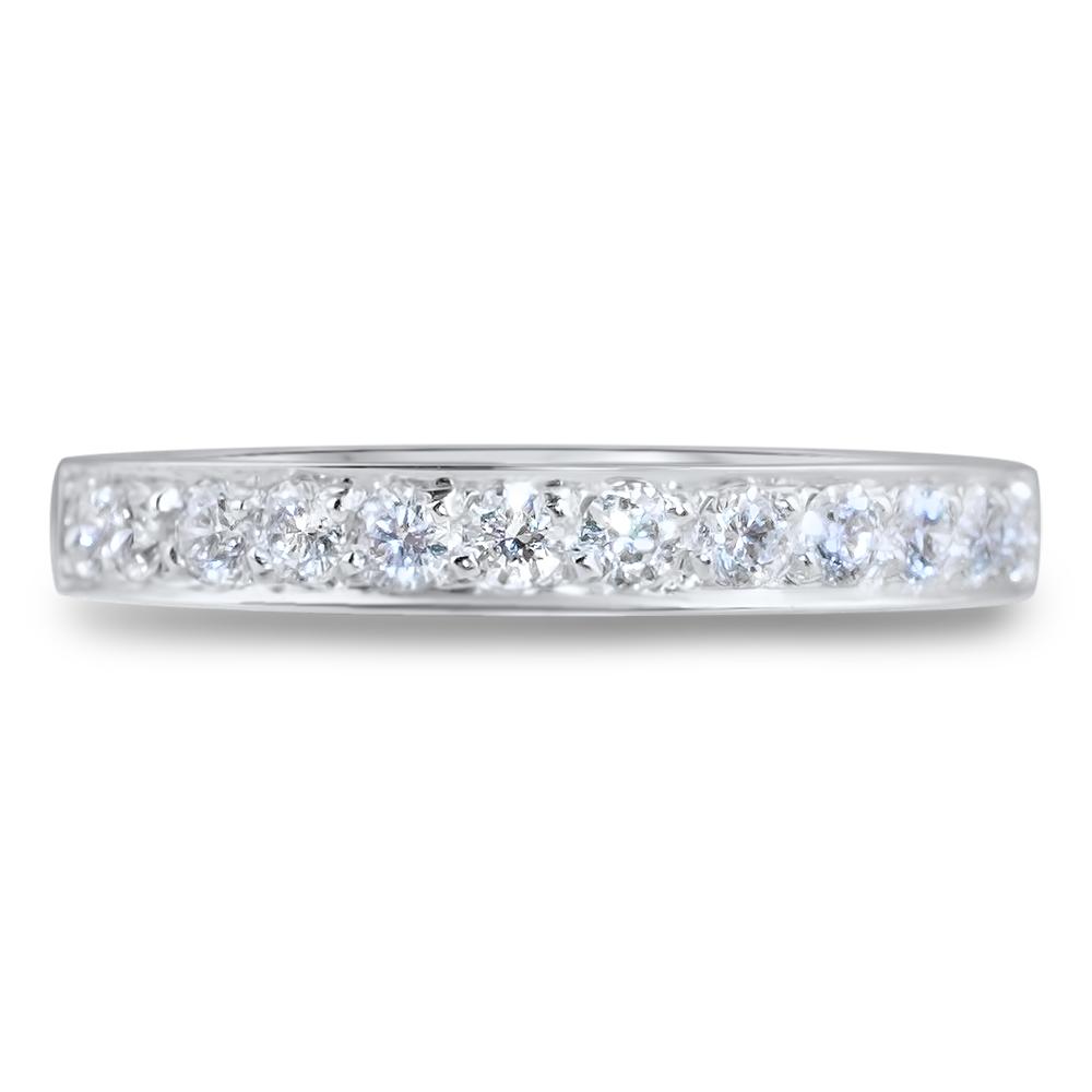 alliance liz haute joaillerie parisienne or demi tour diamants fabrication artisanale diveene joaillerie