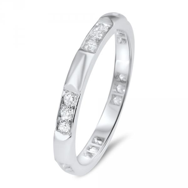 alliance intercalaire mariehaute joaillerie parisienne or diamants fabrication artisanale diveene joaillerie
