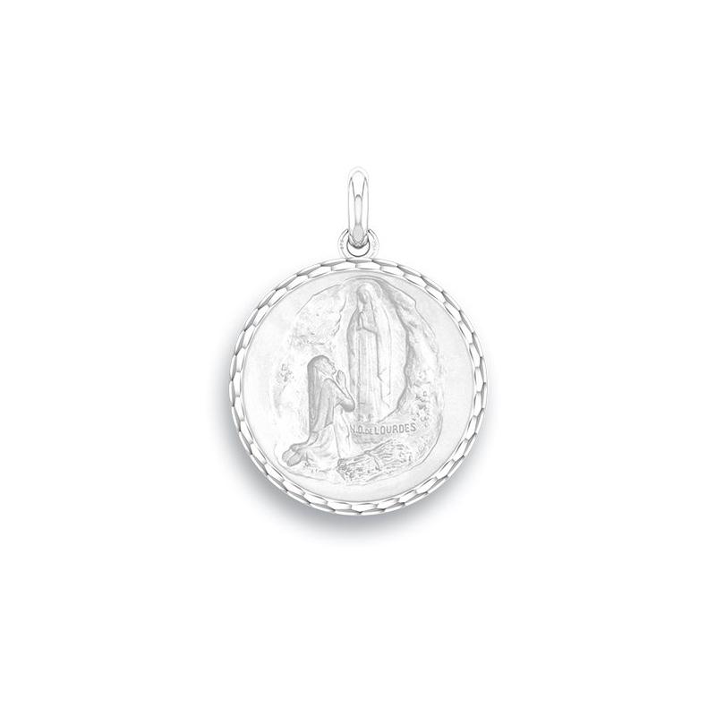 Médaille Baptême Naissance Argent , Apparition