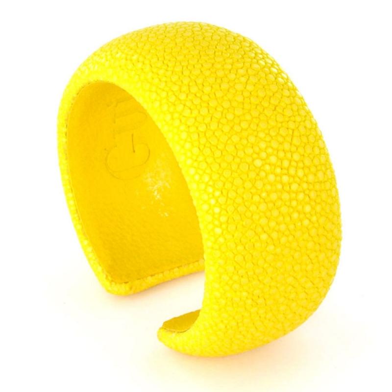 Bracelet en galuchat , Sunlight 30