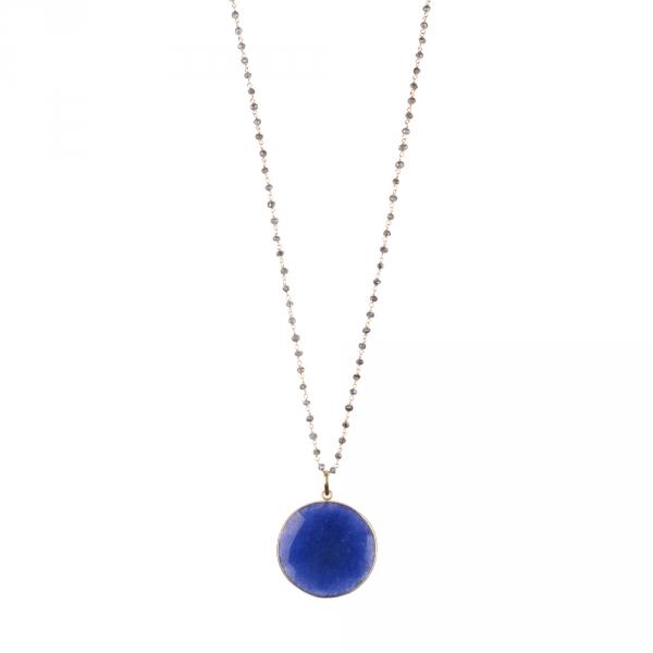 Médaillon Lapis Lazuli