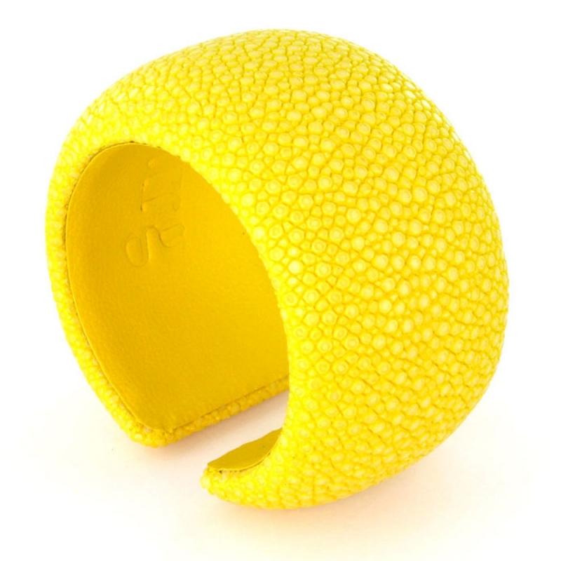 Bracelet en galuchat , Sunlight 40