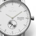 Triwa Ivory Falken Steel Mesh