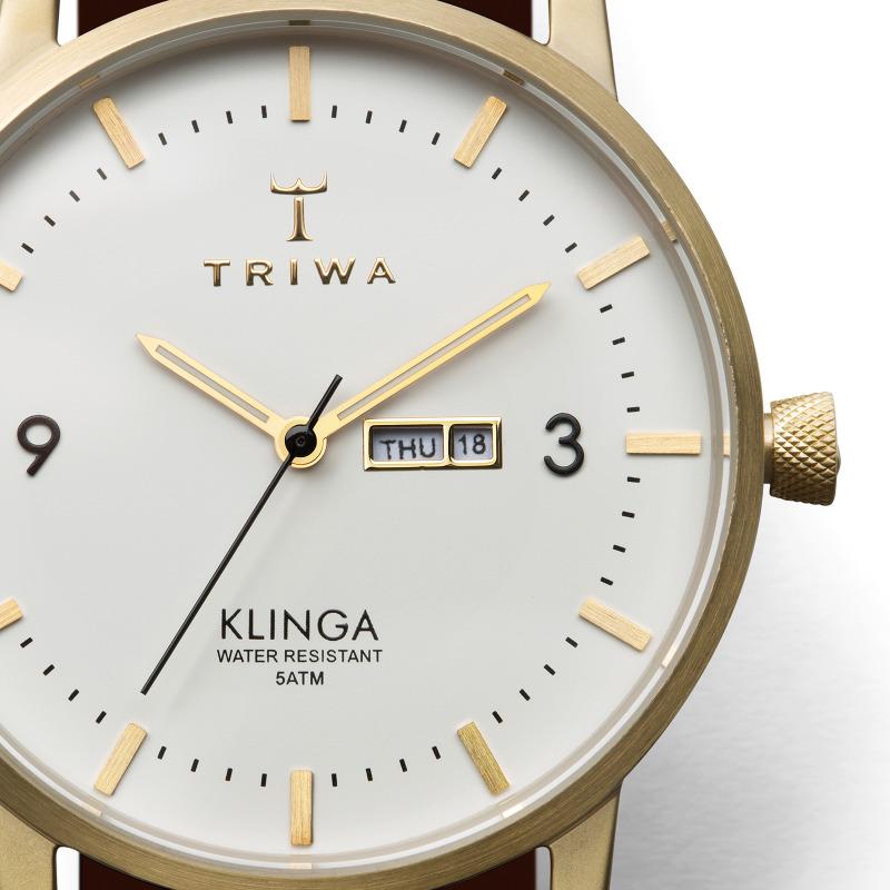 Triwa Ivory Klinga Brown
