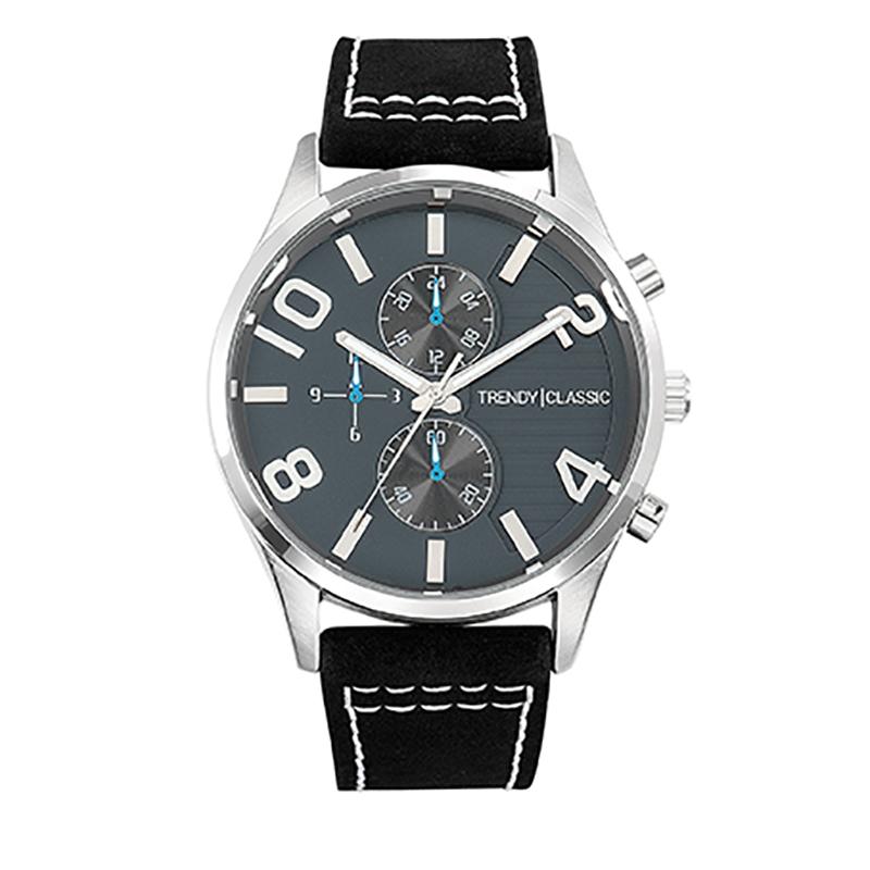 Montre Homme Trendy Classic, Cadran Noir , Douglas CC1035-20