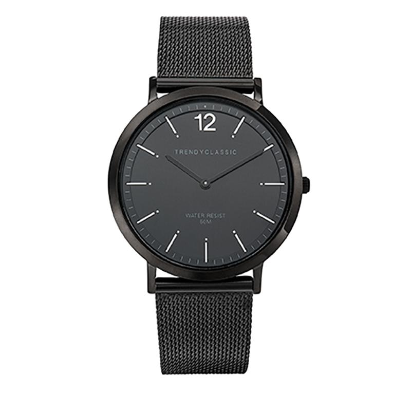 Montre Homme Trendy Classic, Cadran Noir , Lansen CM1037-20
