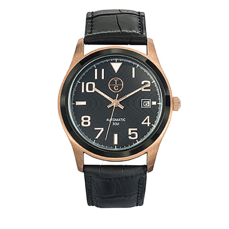 Montre Homme Trendy Classic, Cadran Noir , Albatros CB1019-02D