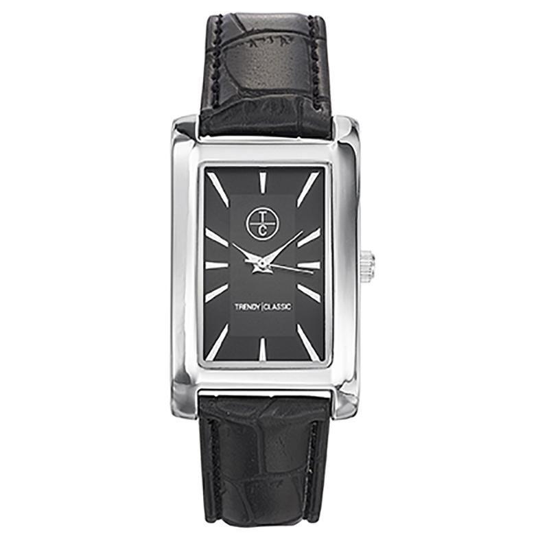Montre Homme Trendy Classic, Cadran Noir , Dynavert CC1004-02