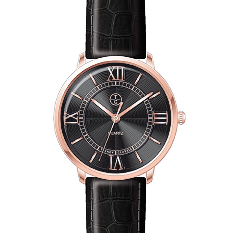 Montre Homme Trendy Classic, Cadran Noir , Bristol CG1031-02