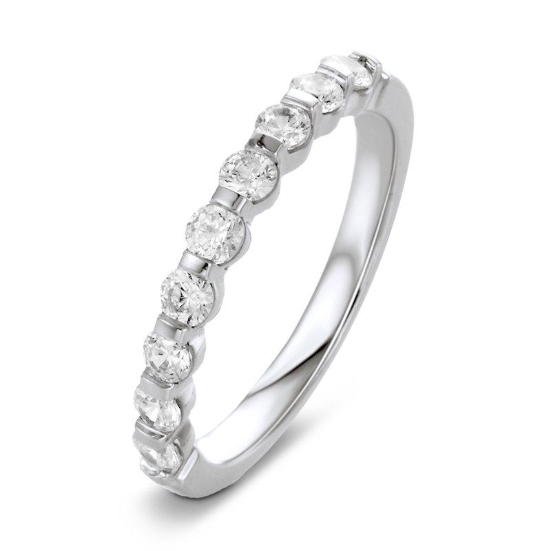 bague diamant 0.70 carat