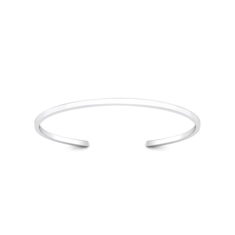 Bracelet Jonc Argent pour Homme , Mr D. 6.85 Grammes de Folie