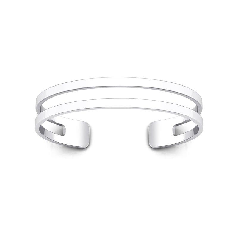 Bracelet Jonc Argent pour Homme , Mr D. Lovebound