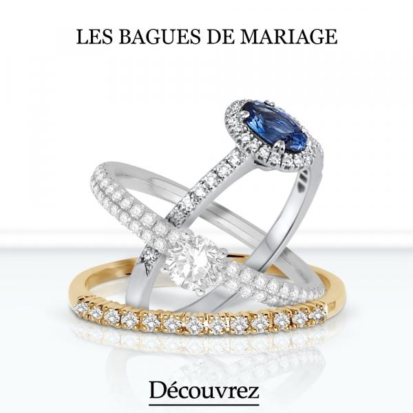 Selection mariage bagues de fiançailles