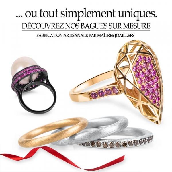 Créations Uniques - Joaillerie Artisanale Parisienne