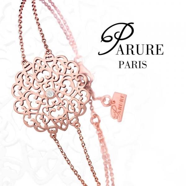 Parure Paris - Créateur bijoux arabesques design