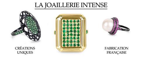 Joaillerie artisanale fabriquée en France